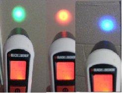 Thermal Leak Detector RGB beams