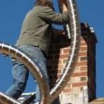 metal chimney liner
