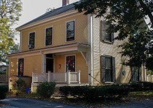 Yellow-house