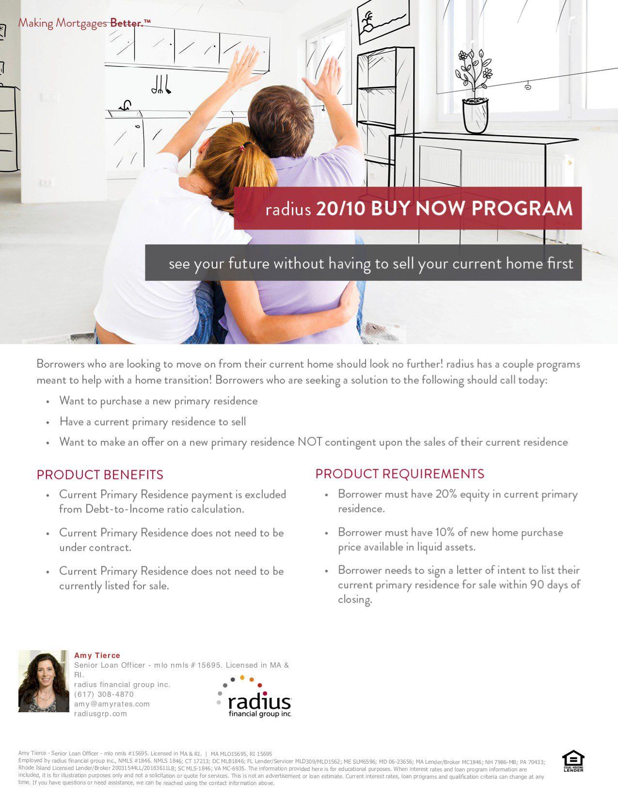 Buy Now Program