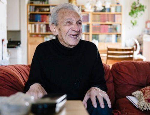 elderly tenant