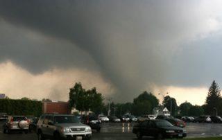Springfield tornado