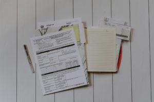 mortgage paperwork